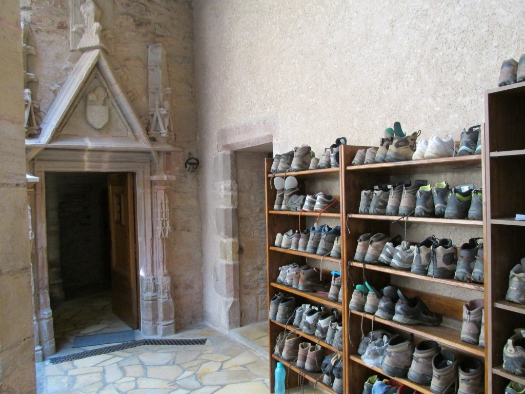 Botas y Zapatillas en Conques