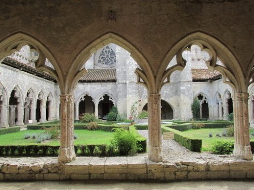The Way Cloister / todocaminosantiago
