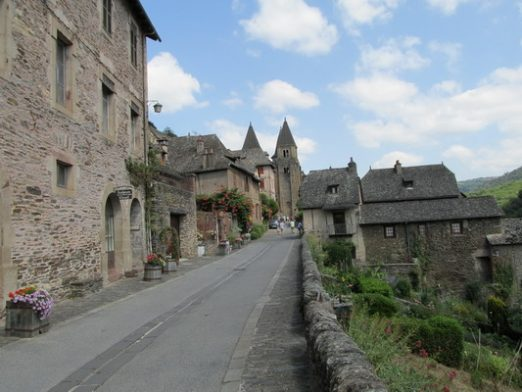 The Way Conques / todocaminosantiago