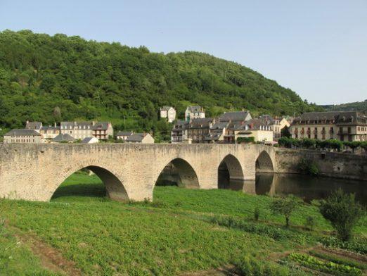 En el Camino de Santiago de Le Puy
