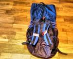 Mis mochilas de 300 y de 350 gramos